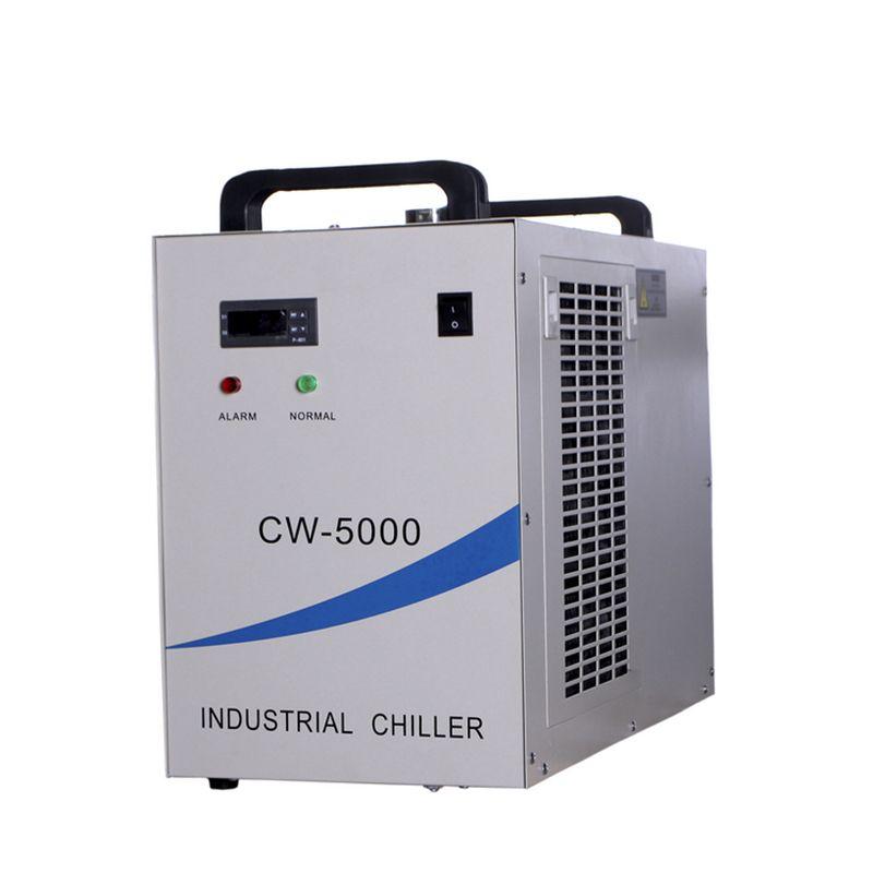 RF tube semiconductor laser UV-LED lamp chiller CW-5000