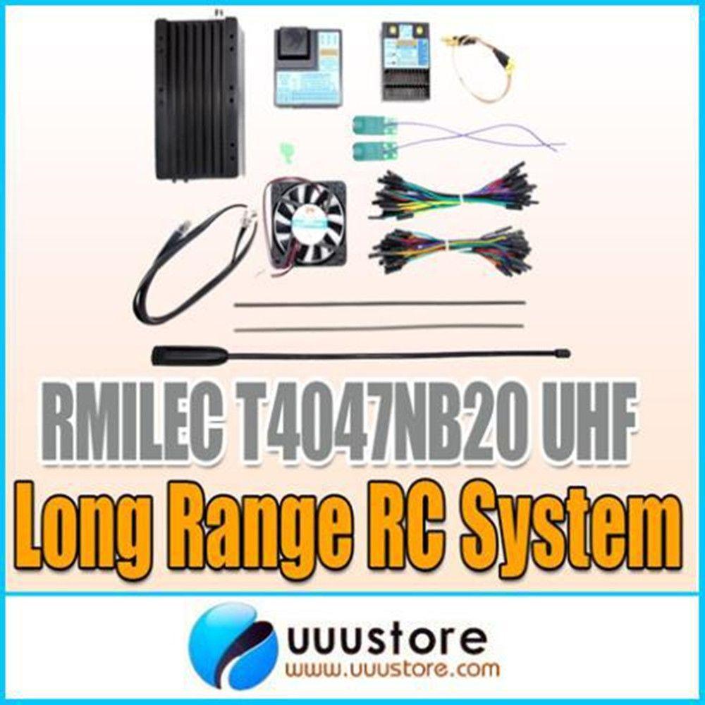 2014 RMILEC T4047NB20 NB20 20 Kanal 5 Watt 433 Mhz UHF System w/Empfänger für JR/Futaba Radios
