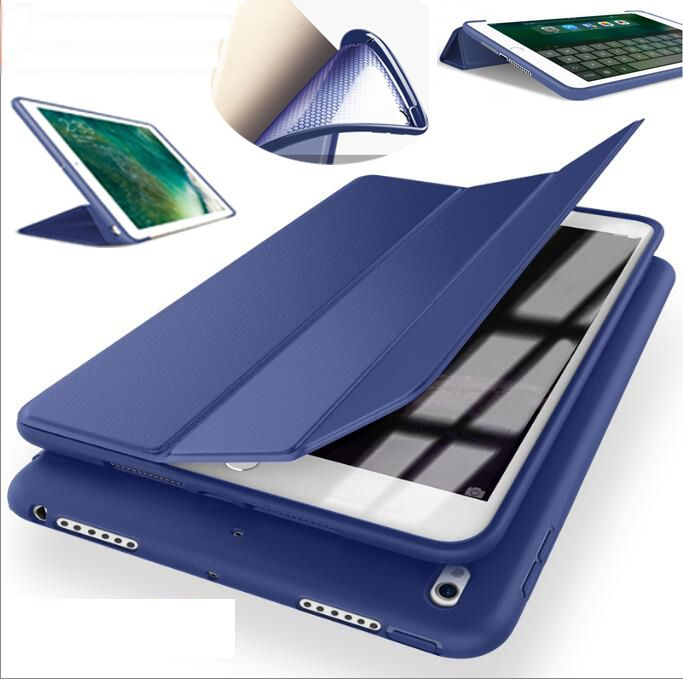 SUREHIN coque en silicone souple pour apple iPad pro 10.5 couverture mince mince magnétique peau de protection air 3 couverture pour iPad air 10.5 étui