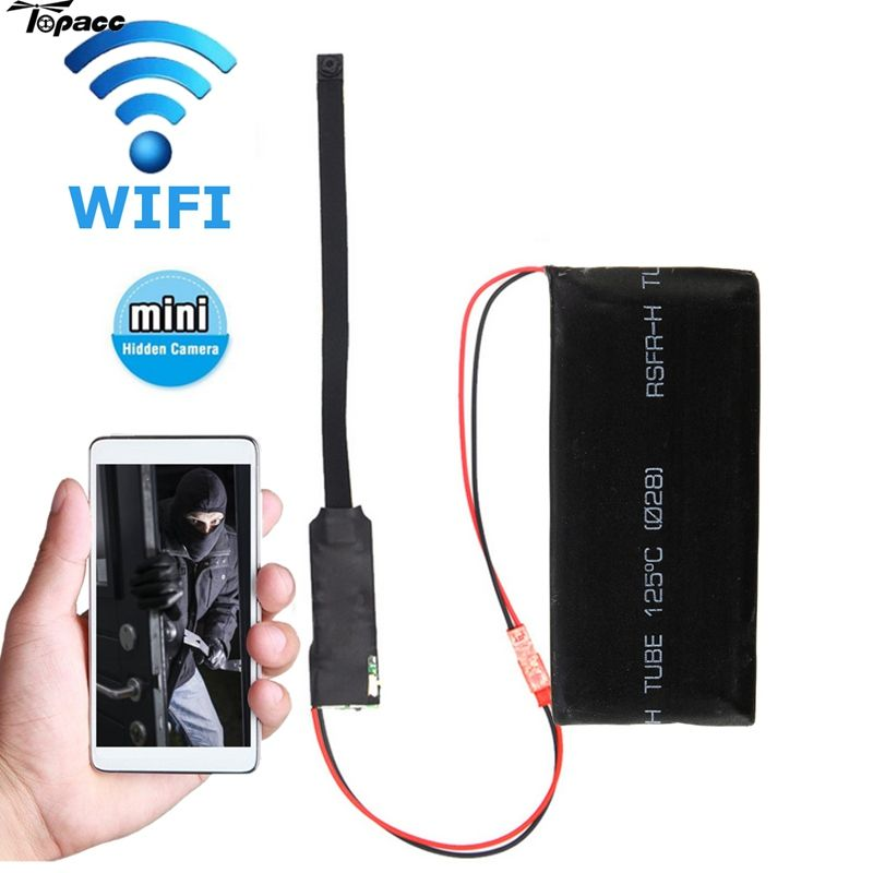 High Quality Mini Wireless WiFi IP Camera DIY Module Motion Detection P2P Network Camera Baby Camera for iOS Android