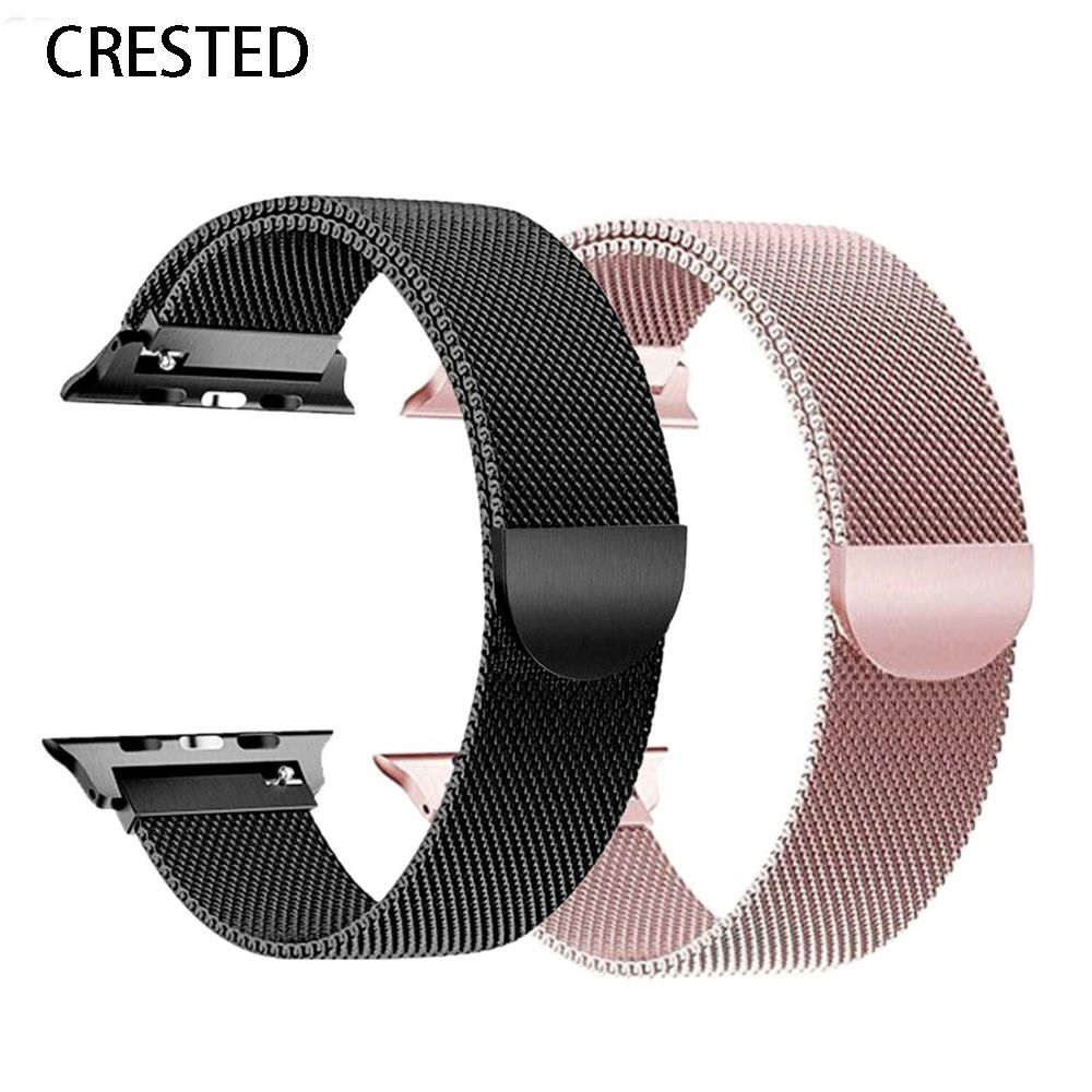 Strap For Apple Watch band apple watch 4 3 iwatch band 42mm 38mm correa 44mm 40mm Accessories Milanese loop pulseira Bracelet