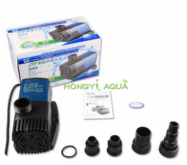 12000L/H adjustable variable frequency pump energy saving ECO strong power submersible pump SUNSUN JTP-12000 water pump bomb