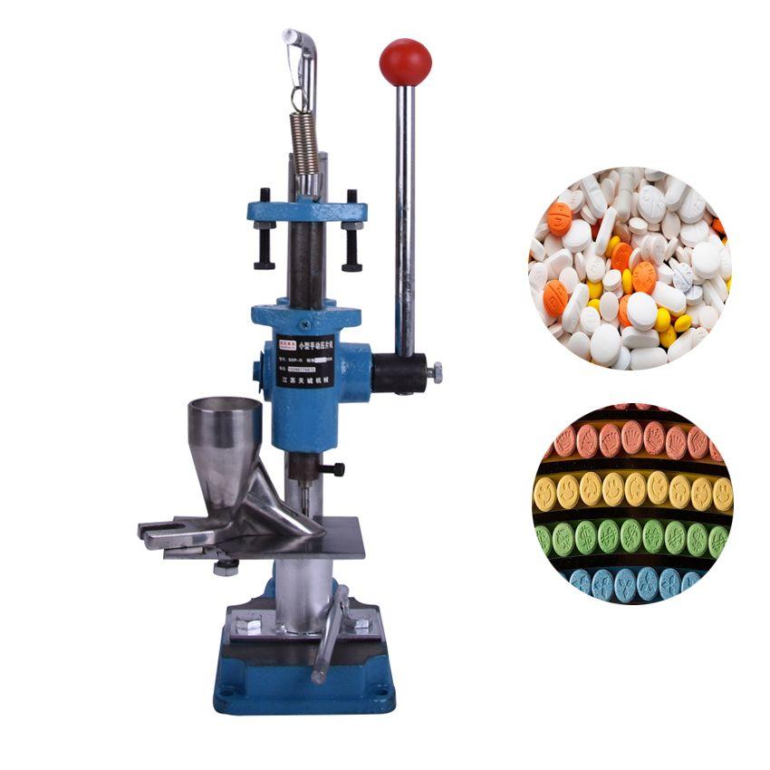 SDP-0 Hand punch tablet press machine,laboratory medicine,herbal powders tableting machine,pill stamping machine