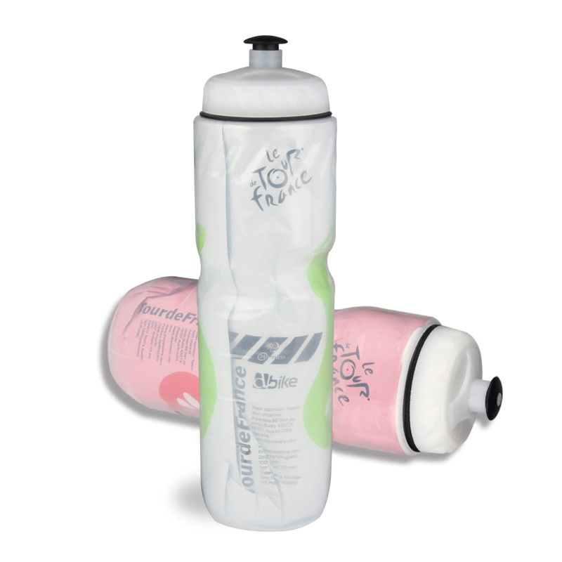 Bicycle Water Bottle for Outdoor Indoor Sport 590ml/710ml Sports Water Cup Cycling Camping Climbing Portable Water Bottles