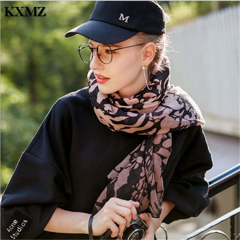 Free shipping KXMZ cotton scarves, scarf women , shawls and wraps,bufanda,echarpe hiver femme,sjaal UA028