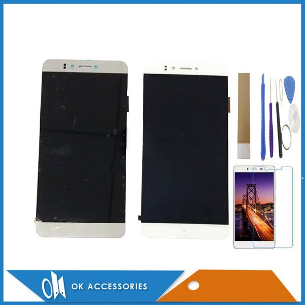 White Grey Black Gold Color For Prestige Muze F3 PSP3532 DUO PSP 3532 DUO LCD Display With Touch Screen Digitizer With Kit