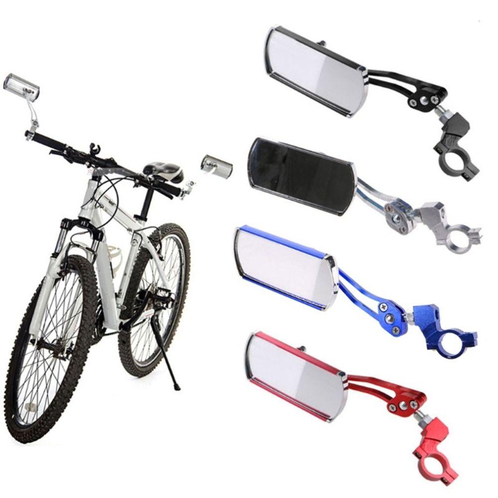 Radfahren Bike Fahrrad Rückspiegel Lenker Flexible Sicherheit Rück