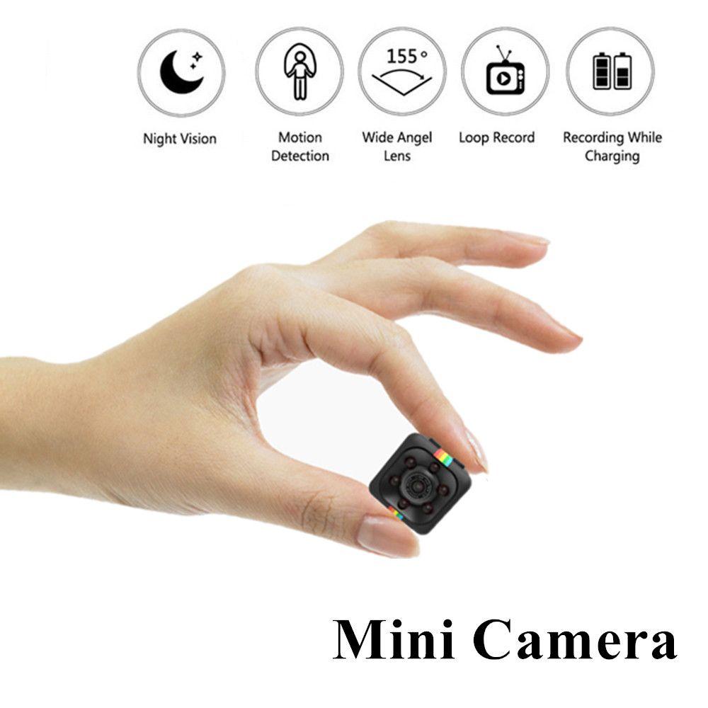SQ11 HD mini caméra petite caméra 1080 P capteur Vision nocturne caméscope Micro caméra vidéo DVR DV enregistreur de mouvement caméscope SQ 11 SQ9