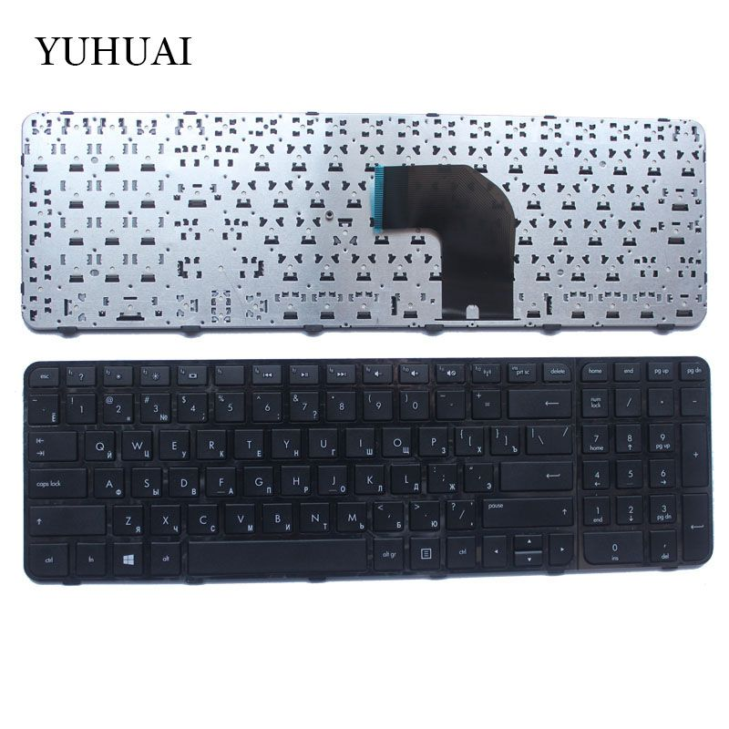 Russian Laptop Keyboard For HP Pavilion g6-2000 2328tx 2233 2301ax With frame 699497-251 647425-251 697452-251 AER36701210