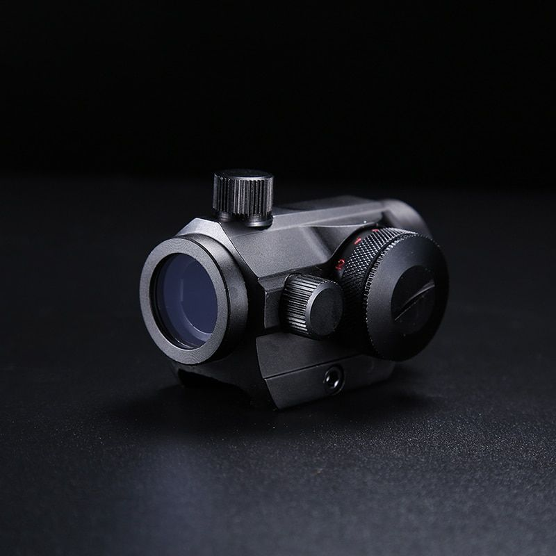 Red&Green Dot Scope Tactical Hunting Holographic Sight for Shot Gun Airsoft 20mm Rail Mount Riflescopes Hunting Optics