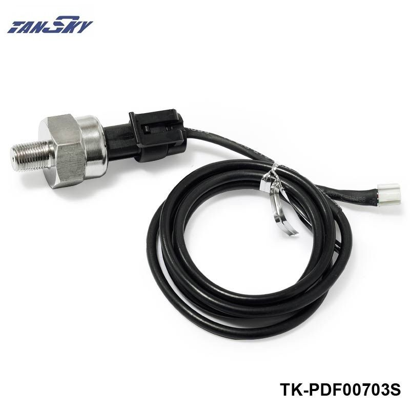 TANSKY - Universal Electric Oil Gauge Meter Sender Sensor  For Ford Focus ZETEC 05-07 TK-PDF00703S