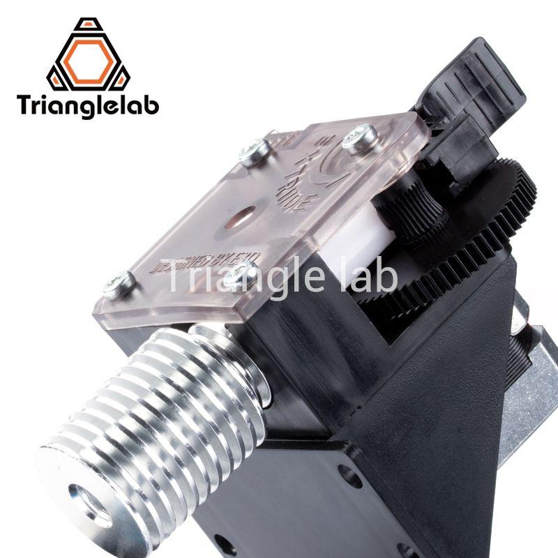 Trianglelab 3D printer titan Extruder for desktop FDM printer reprap MK8 J-head bowden free shipping i3 mounting bracket