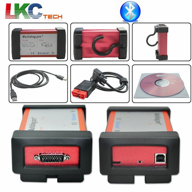 2018 A+Quality Multidiag Pro Bluetooth TCS CDP Pro New Release 2014r2/2015r3 Multidiag Pro + Auto Diagnotic Scan Tools
