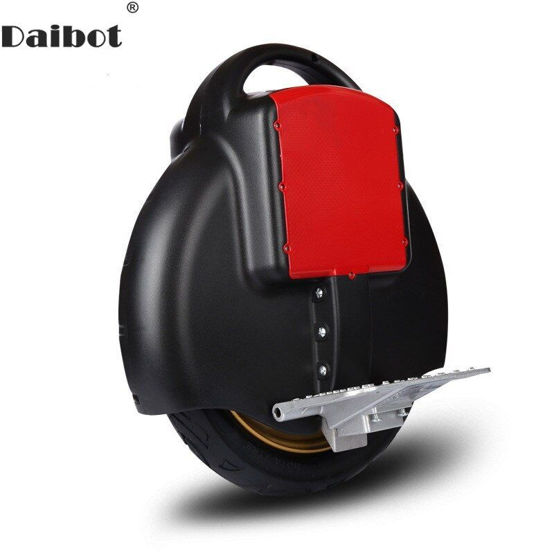 Daibot Electric Unicycle Scooter One Wheel Self Balancing Scooters With Training Wheel 14 Inch 60V Monowheel Scooter