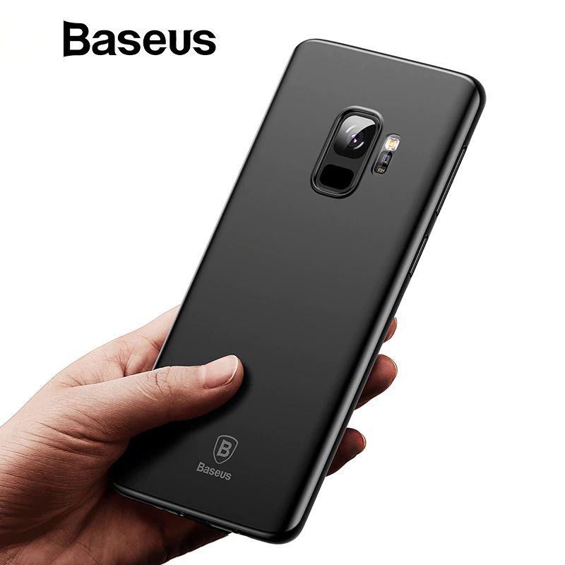 Baseus Super Super Dünne Telefon Fall Für Samsung Galaxy S9 S9 + Ultra Dünne Fall Für Samsung S9 Plus Coque