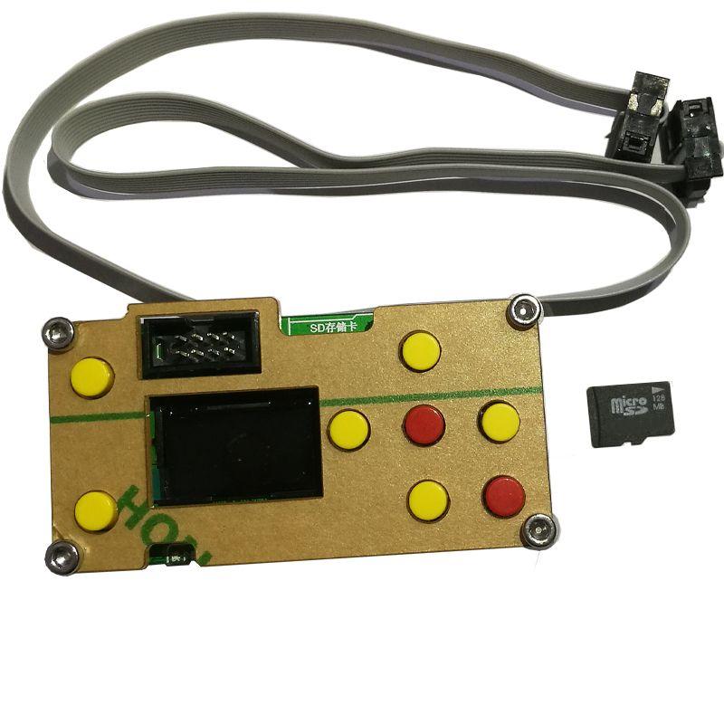 CNC Mini Laser Engraving Machine Offline Controller for CNC 3018 2418 1610 DIY Laser Engraver 128MB SD Card 3 Axis GRBL Offline
