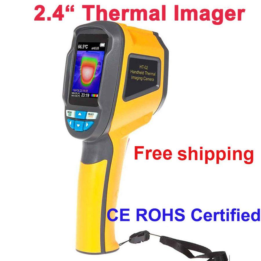 Handheld wärmebildkamera wärmebildkamera IR infrarot-wärmebildkamera Freies verschiffen neue stil verschiffen zu den meisten ländern
