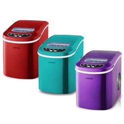 Livraison gratuite 12kgs/24 H Portable Automatique Machine à Glaçons, ménage balle ronde glace faire machine pour la famille, petit bar, café