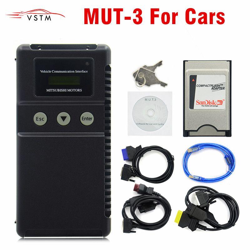 2019 für Mitsubishi MUT-3 MUT3 nur für AUTO Diagnose Und Programmierung Werkzeug MUT 3 MUT III Scanner
