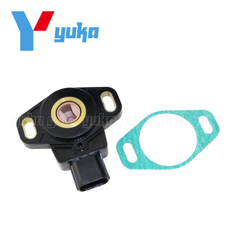 Free Shipping TPS Throttle Position Sensor For Honda K series Accord Element 2.4L 16402-RAA-A00 16402RAAA00