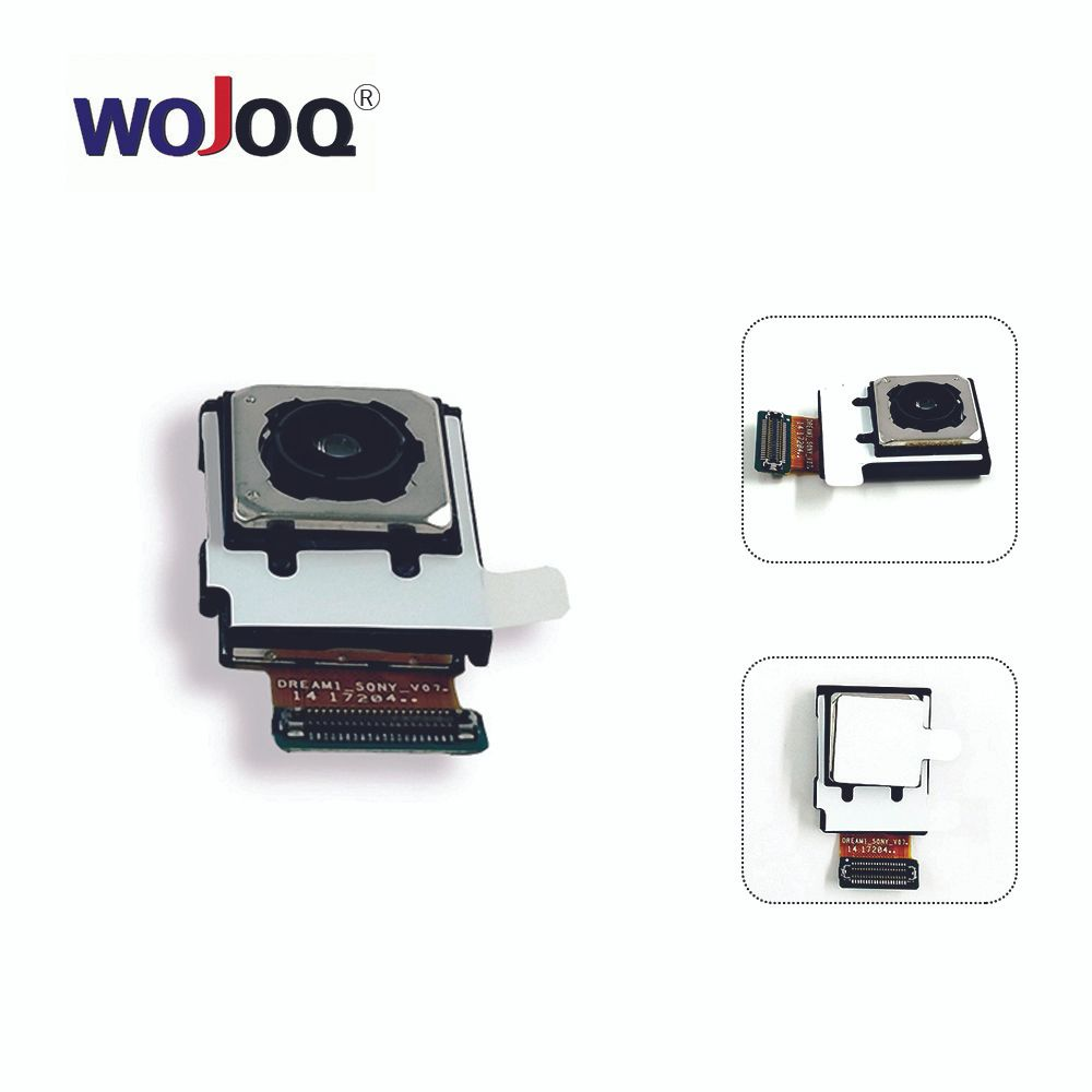 WOJOQ Original Back Camera For Samsung S8 G950 G950U G950F S8 Plus G955 Rear Big Camera Flex Cable Replacement repair parts