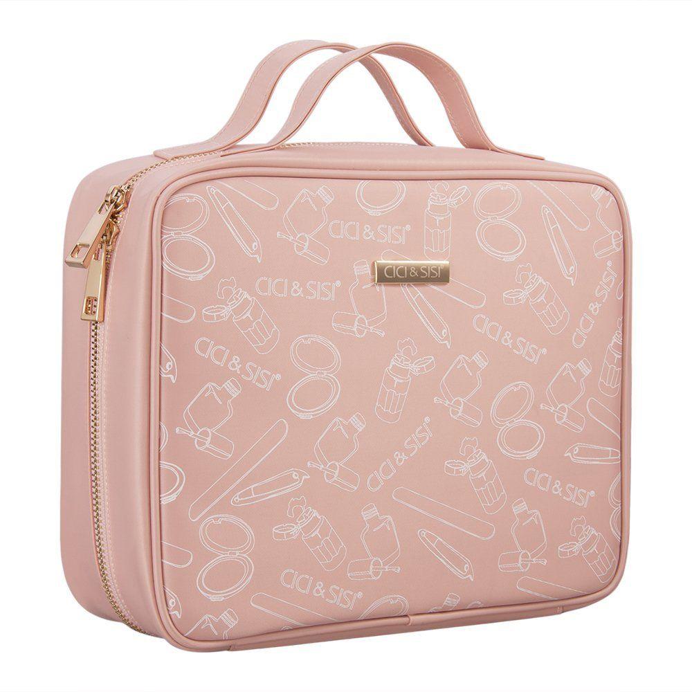 40 слотов розовый Дизайн ногтей штамповка плиты держатель большой Размеры водонепроницаемый нейлон штамповка плиты сумка для хранения Диза...