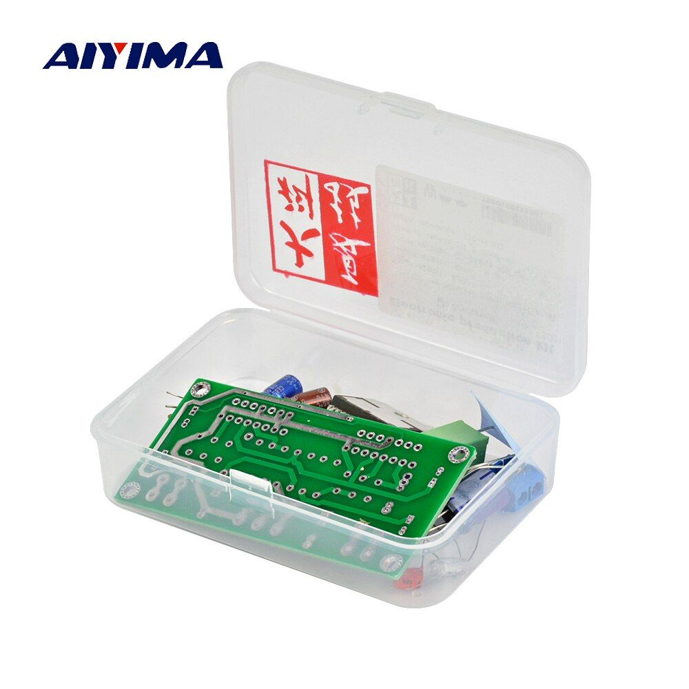 Aiyima TDA7293 * 2 170 Вт TDA7293 Усилители доска параллельный моно Мощность Усилители домашние доска комбинируется 2.1 2.0 Усилители Домашние DIY Наборы