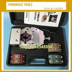 Selang Crimper Kit/Press Hidrolik Selang Crimper/Manual A/C Selang Crimper Kit/71550 Handheld Selang crimping Tool