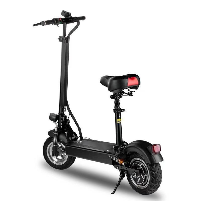 Christmas gift 11-inch Electric Scooter Vacuum Tire 110KM Electric Bicycle