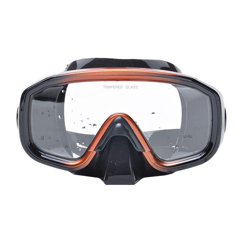 Masque de plongée en Silicone de haute qualité avec boîte de masque masque de plongée sous-marine masque de plongée sous-marine livraison gratuite YM138/YM361