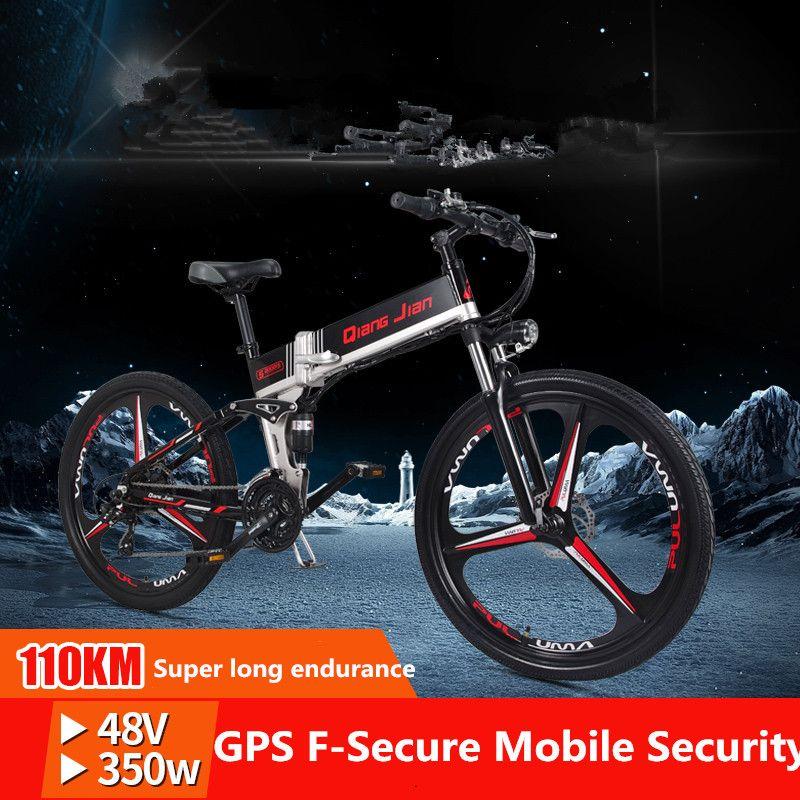 Folding elektrische mountainbike fahrrad lithium-batterie Mini stealth batterie für erwachsene schritt auto batterie auto