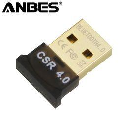Mini Adaptador USB Bluetooth V4.0 CSR modo dual Wireless dongles Bluetooth música receptor de sonido para Windows 10 8 7 Vista XP 32/64