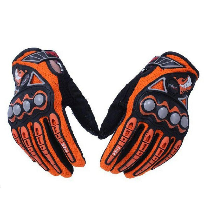 Outdoor Sports Pro Biker Motorcycle Gloves Full Finger Moto Motorbike Motocross Protective Gear Guantes Racing Glove For Men