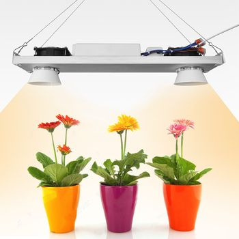 Cree CXB3590  Citizen1212 Vero29 LED Grow Light Full Spectrum 200W Dimmable LED Grow Lamp for Greenhouse Hydroponics Plants