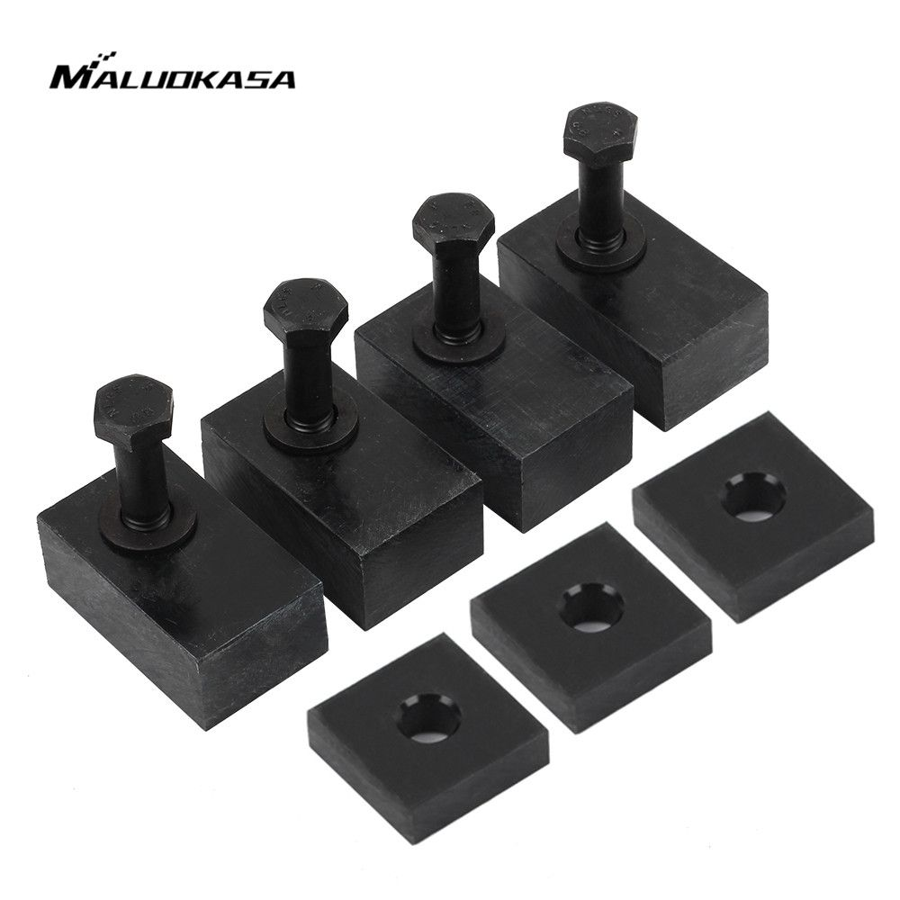 MALUOKASA Rear Seat Recline Kit For Jeep Wrangler JK 4 Door 2007-2017 Delrin Mount Bolts Washers Set SUV Back Seat Spare Parts