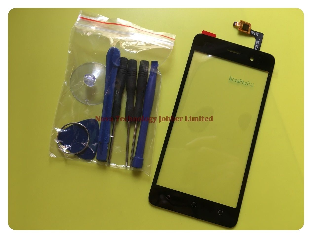 Wyieno Pacific E Sensor Phone Replacement Parts For Oysters Pacific E Touch Screen Digitizer Glass Panel