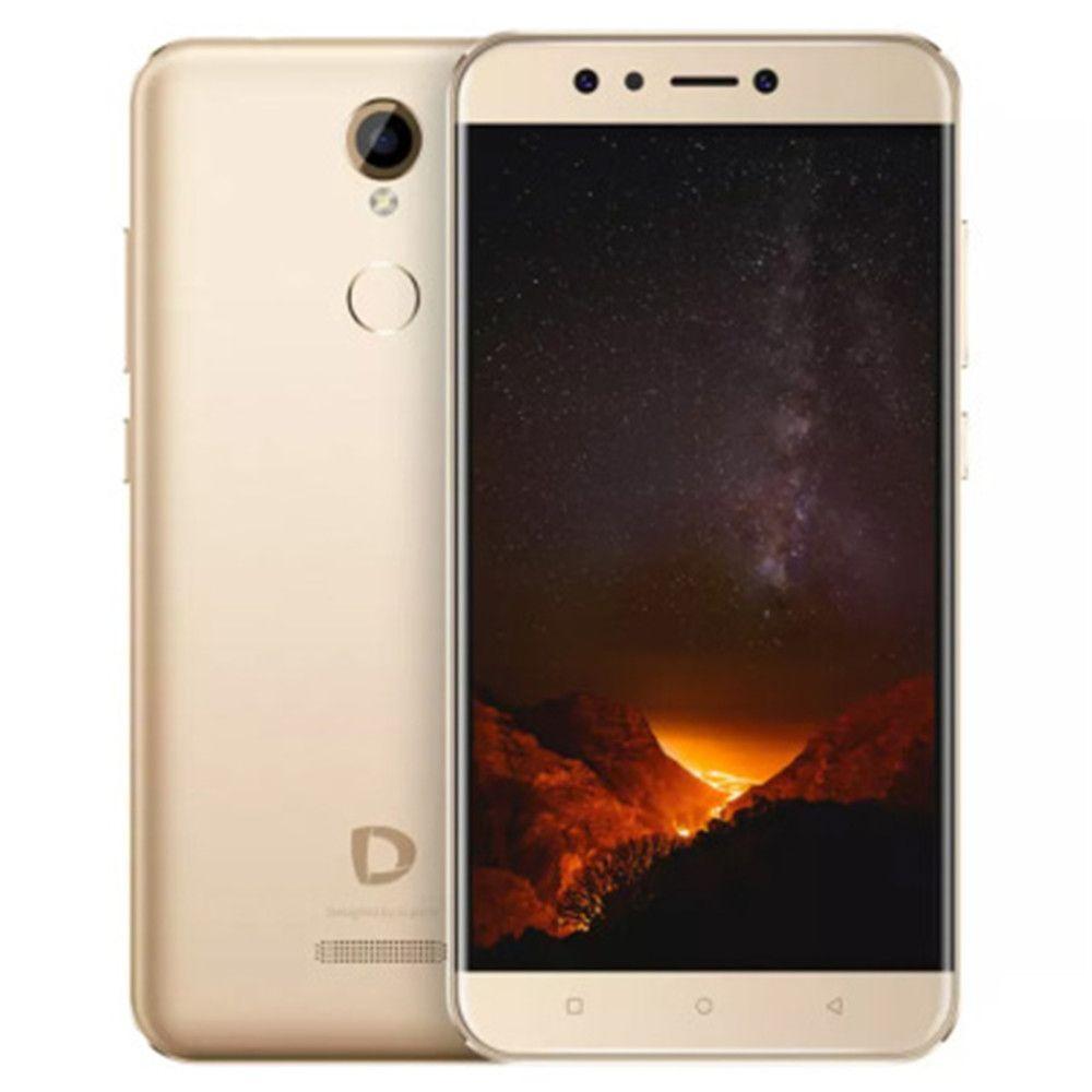 SuperD D1 3GB RAM 32GB ROM MTK 1.5GHz Octa Core 5.5 Inch 2.5D VR FHD Screen Android 6.0 Fingerprint 3000mAh 4G LTE Smartphone