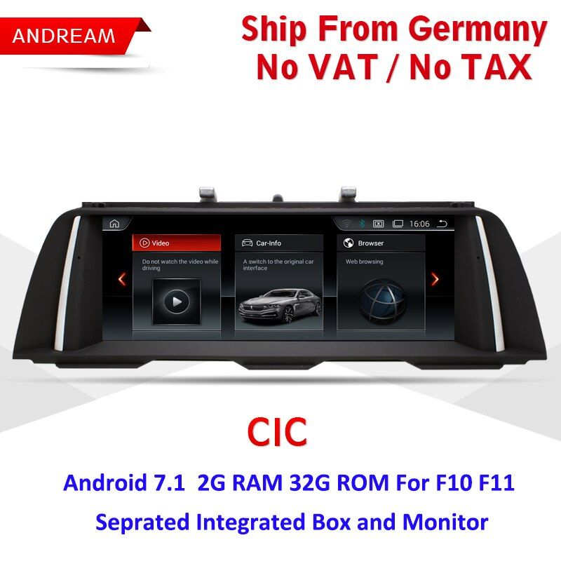 Android 7.1 GPS Navigation 10.25