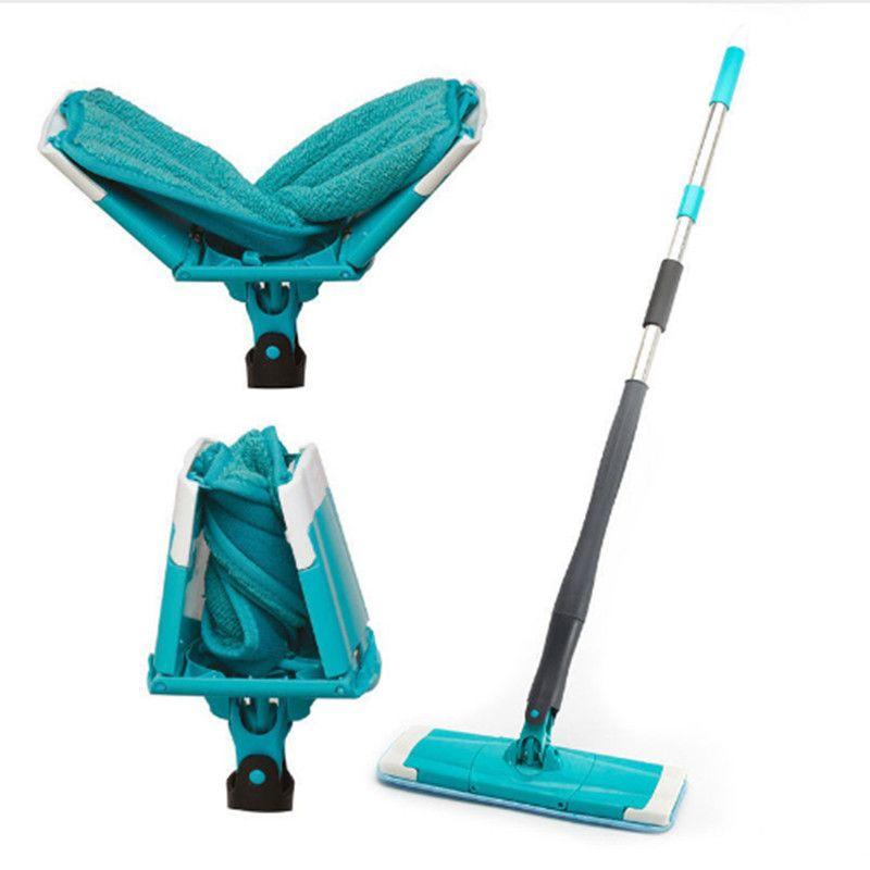 Rotating Mop 360 Spin Twist Mop Water Spray Mop Floor Cleaning Easy Bucket Dust Magic Microfiber Mop Electric Broom Cleaning