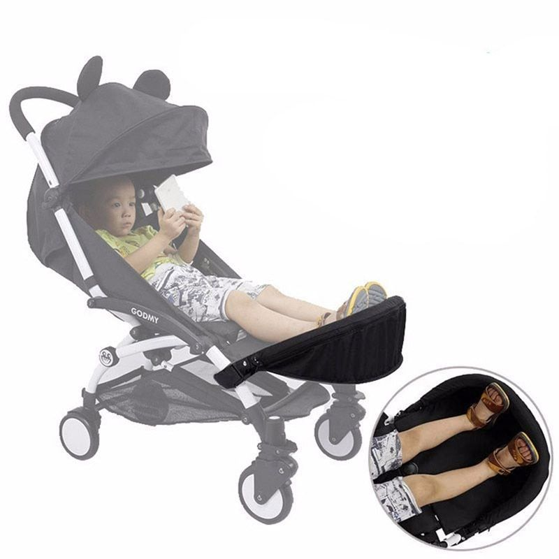 Baby Stroller Accessories for Yoya Babyzen Yoyo Babytime 32 Cm Foot Rest Feet Extension Infant Pram Footmuff Carriage Accessory