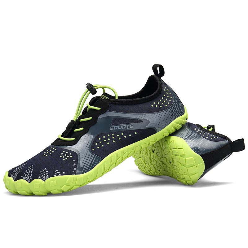 Mens Trekking Shoes Hiking Shoes Walking Sneakers For Men Five Toes Sports Shoes Breathable Climbing Shoes Man