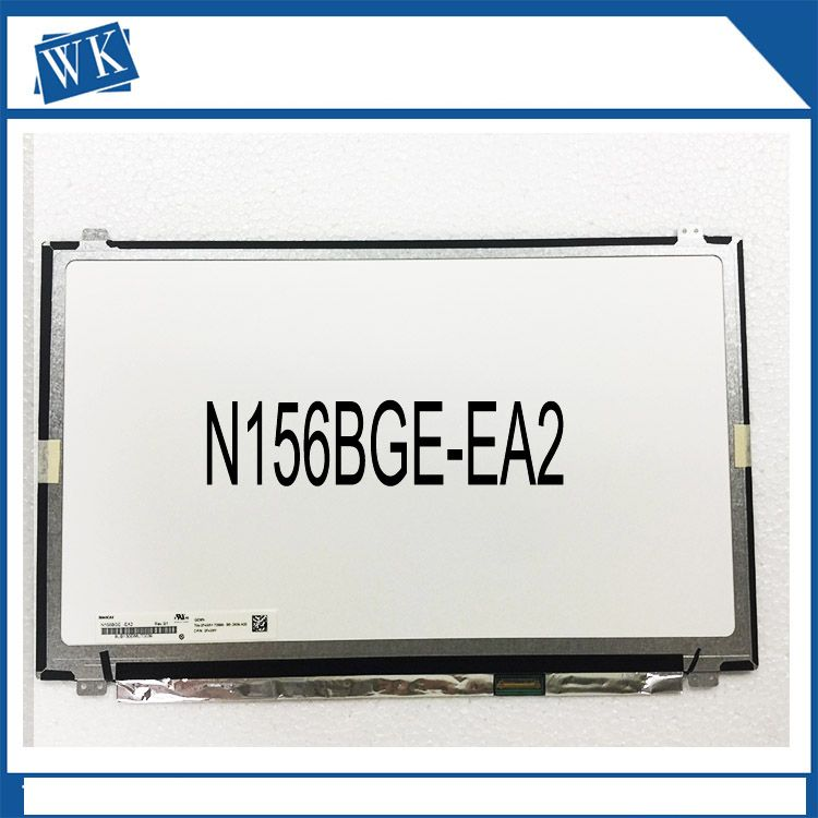 Free Shipping B156XTN04.0 B156XW04 V.8 N156BGE-EB1 N156BGE-E41 NT156WHM-N12 LP156WHU TPA1 B156XTN03.1 LTN156AT37 30 pin 15.6LED