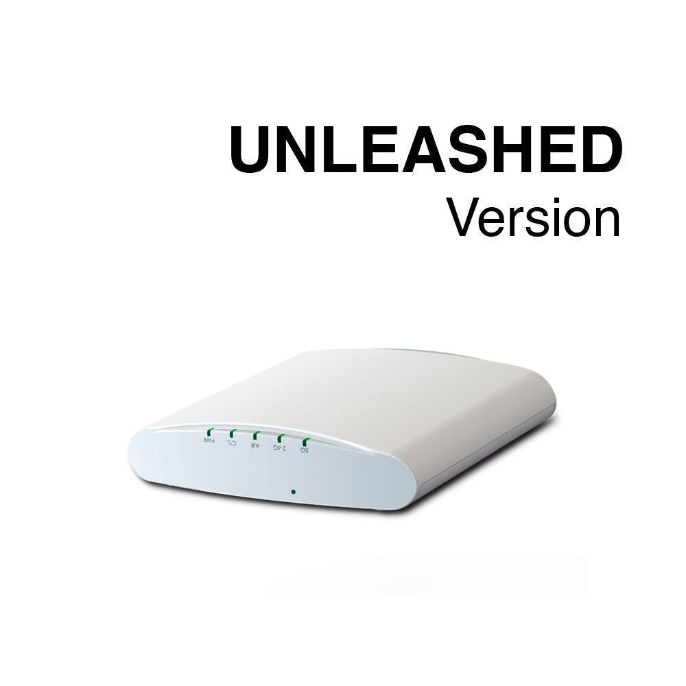 Krawall ZoneFlex Unleashed R310 9U1-R310-WW02 (gleichermaßen 9U1-R310-US02) dual-Band 802.11ac Wireless Access Point wifi 2x2: 2 Ströme