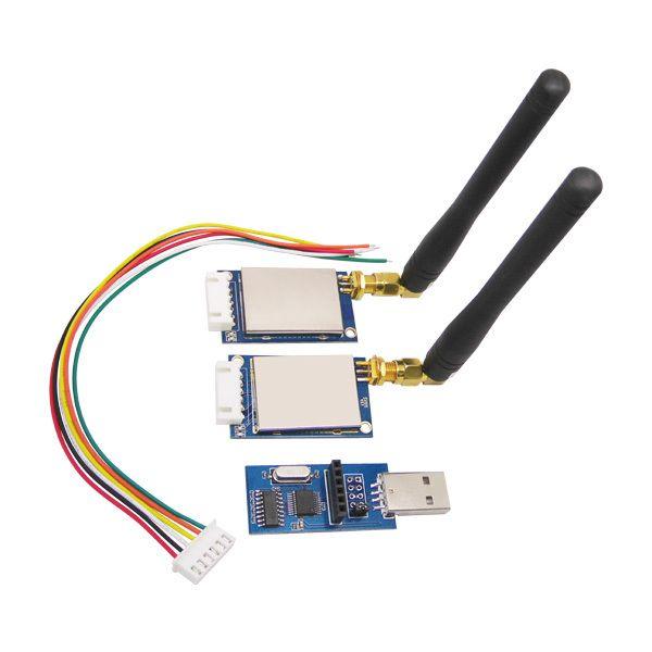 2PCS/lot RF Module SV611 - 433MHz | 470 MHz RS485 Interface Wireless rf tx/rx module