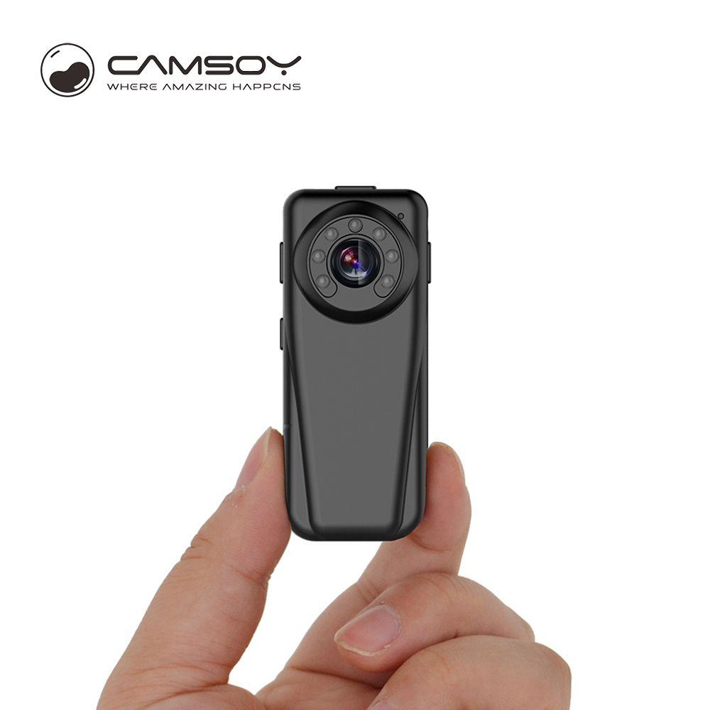 T50 1080 p Mini Caméra Infrarouge de Vision Nocturne Caméra Grand Angle Numérique Voix Enregistreur Vidéo DV DVR Micro Caméra