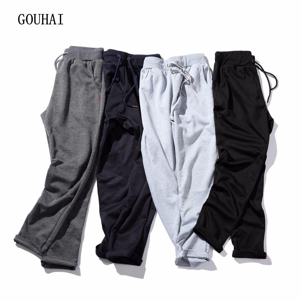 спортивные штаны мужские Тренажерный зал - одежда м-5xl бег брюки мужские трек мальчики штаны анти-пот свободного покроя брюки мужские бегуно...