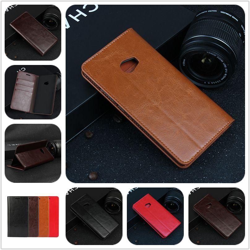 Deluxe Wallet Case For Xiaomi Mi Note 2 premium leather Case Flip Cover for Xiaomi Mi Note2 Phone Bags