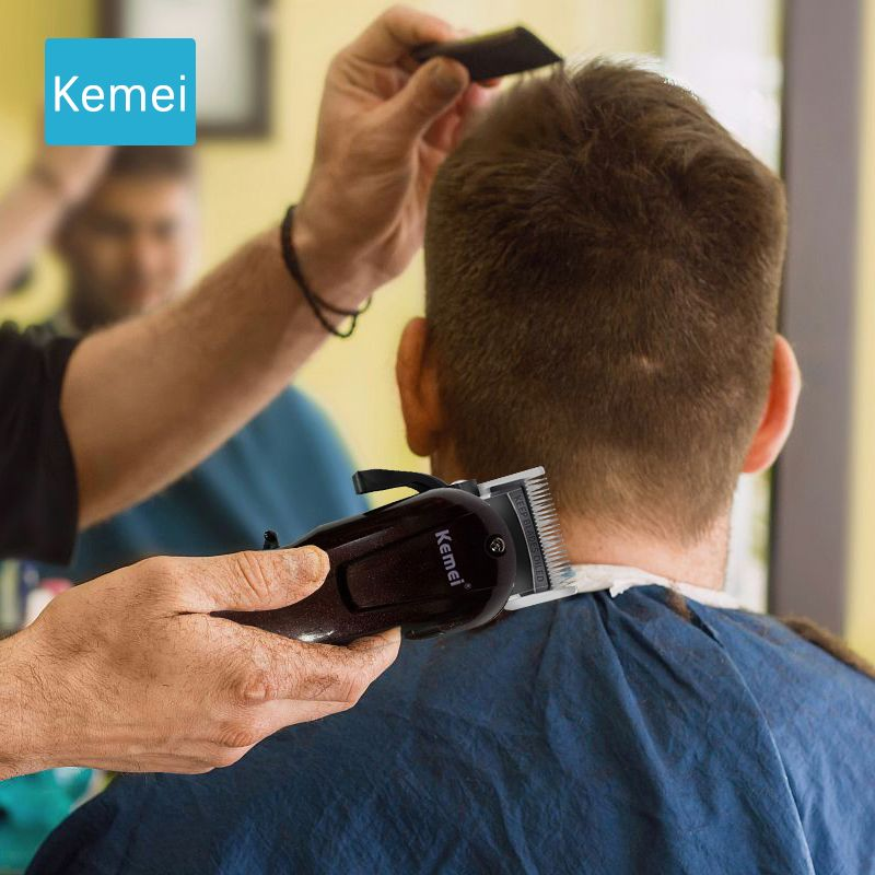Kemei Professional hair clipper electric trimmer hair cutting machine Hair care & styling tools Trimer tondeuse cheveux Razor 4