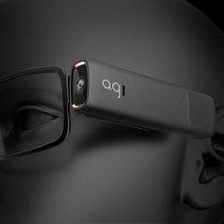 new intelligent glasses high definition outdoor sports  video tape with Bluetooth headset WiFi for mobile live