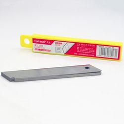 TENWIN 10 pcs/lot 18mm Boîte En Métal Cutter Déco Utilitaire Couteau lames DIY Kawaii Scolaires de Bureau Papier Couteaux Art Et Artisanat fournitures